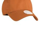 Unstructured Stretch Cotton Cap