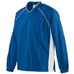 Micro Poly Pullover Jacket