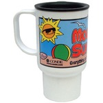 15 oz Travel Polymer mug
